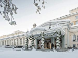 Kulm esterno snow