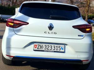 RENAULT CLIO HYBRID ZEN RETRO