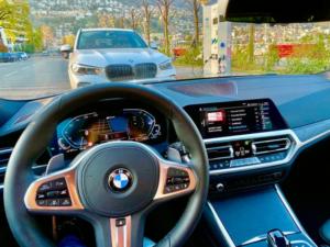 BMW 330e xDrive Daschboard 3