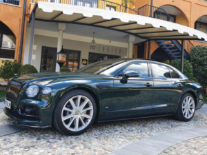 Bentley Flying Spur Profilo
