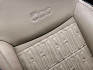 Fiat 500e B sedile
