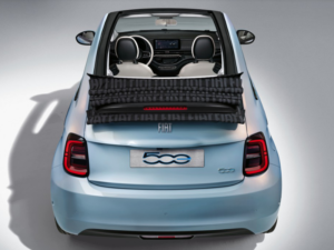 Fiat 500e Cabriolet