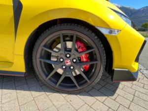 Honda Civic Type R Limited Edition Dettaglio ruota Anteriore