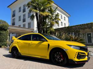 Honda Civic Type R Limited Edition Profilo
