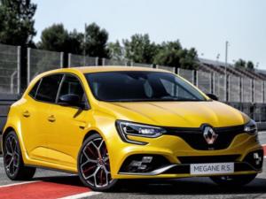 Renault Megane RS Profilo Anteriore