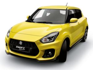 Suzuki Swift Sport 1,4 Turbo Hybrid Profilo