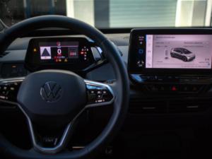 VW ID.3 dashboard 2
