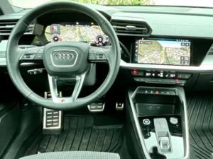 Audi A3 Sportback 1.5 35 TFSI Dashboard