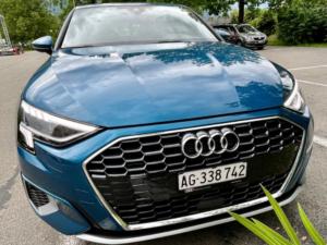 Audi A3 Sportback 1.5 35 TFSI Frontale