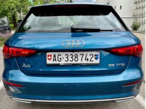Audi A3 Sportback 1.5 35 TFSI Retro