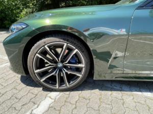 BMW 430 Dettaglio anteriore 01 B