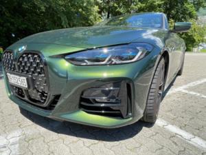 BMW 430 Dettaglio anteriore 02 B
