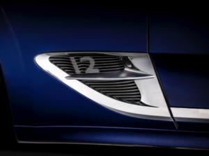 Bentley Continental Cabrio Dettaglio