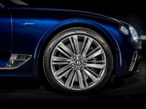Bentley Continental Cabrio Dettaglio anteriore