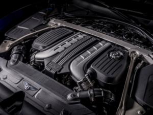 Bentley Continental Cabrio Motore