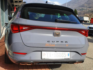 Cupra Sportstourer Hybrid Plug-in Posteriore