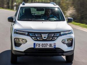 Dacia Spring Anteriore 2
