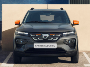 Dacia Spring Anteriore