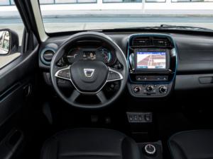 Dacia Spring Dashboard