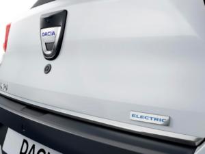 Dacia Spring Posteriore