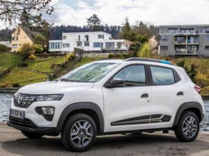 Dacia Spring Profilo