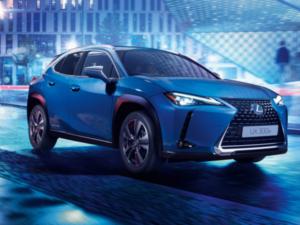 Lexus UXe Profilo