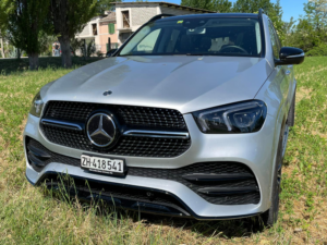 MERCEDES GLE 350 frontale