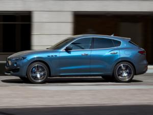 Maserati Levante Hybrid Profilo