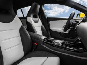 Mercedes CLA 35 AMG Shooting Brake Sedute Ant