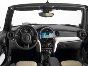 Mini Cabrio Dashboard 1