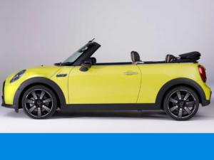 Mini Cabrio Profilo