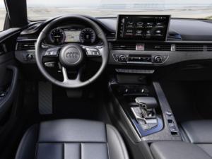 Audi A5 Cabrio 45 cruscotto