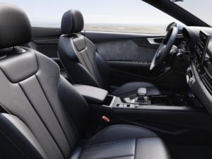 Audi A5 Cabrio 45 seduta anteriore