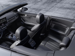 Audi A5 Cabrio 45 sedute cabrio