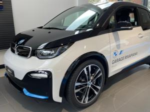 BMW i3 Profilo anteriore