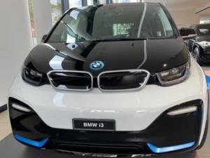 BMW i3 anteriore