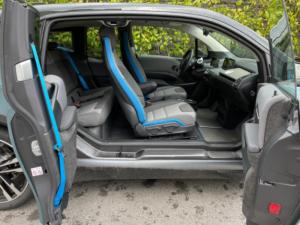 BMW i3 aperture laterali
