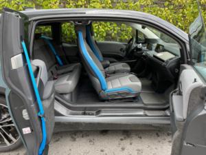 BMW i3 aperture laterali c