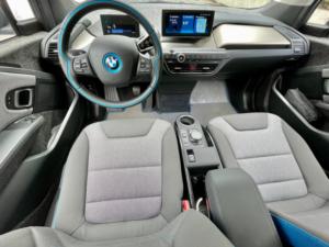BMW i3 dashboard b