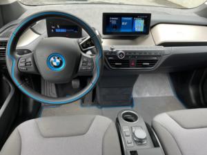 BMW i3 dashboard c