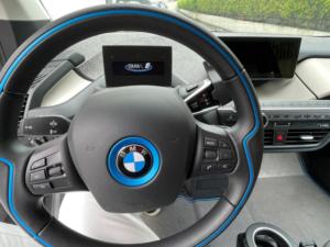 BMW i3 dashboard d