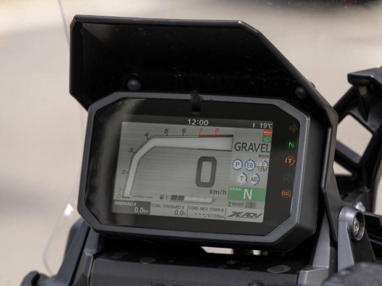 Honda X-ADV cruscotto