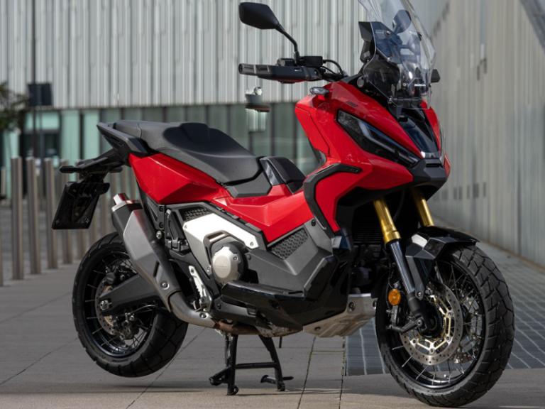 Honda X-ADV profilo 3