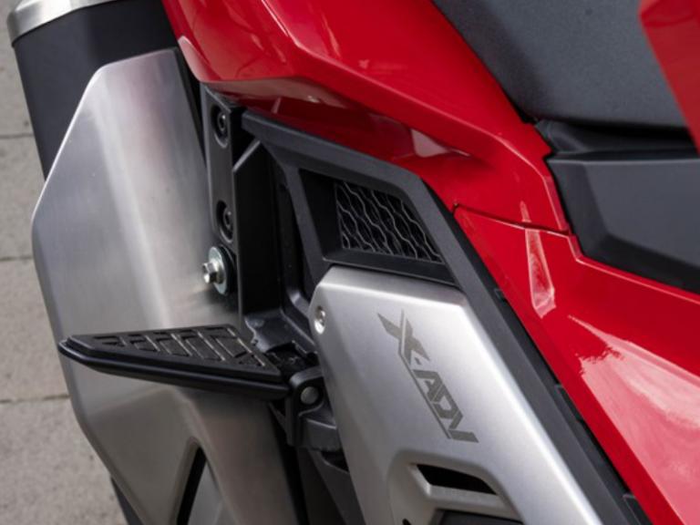 Honda X-ADV scarico laterale
