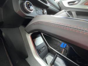 Renault Alpine A110 dettaglio interno