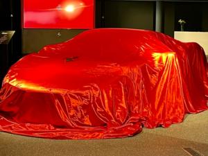 Ferrari 296 coperta