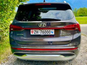 Hyundai Santa Fe Retro