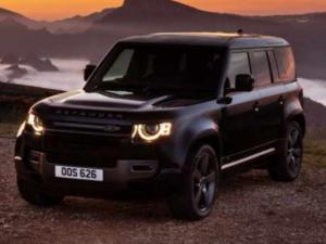 Land Rover Defender Profilo Anteriore