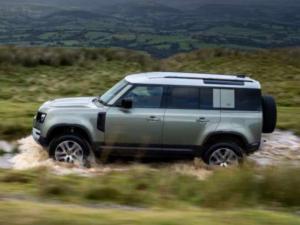 Land Rover Defender Profilo Fuoristrada