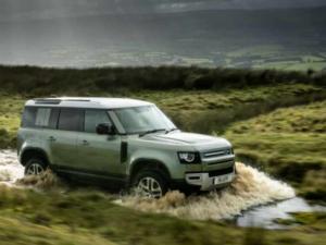 Land Rover Defender Profilo Fuoristrada b